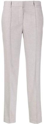 Loro Piana Piped Trim Tailored Trousers