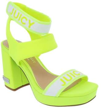 Juicy Couture Glisten Heeled Sandal
