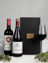 Marks And Spencer Red Wine Duo