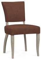 Pottery Barn Berlin Leather Dining Chair