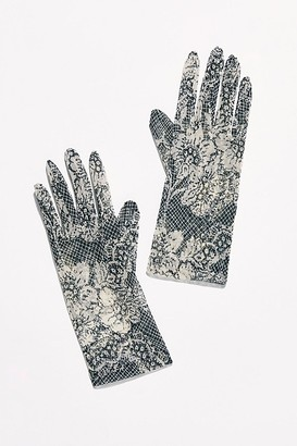 Free People Contessa Lace Gloves