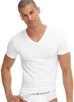 Emporio Armani Men's Underwear, Stretch Cotton V-Neck T-Shirt
