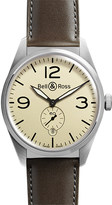 Bell & Ross Brv123-bei-st/sca Vintage watch