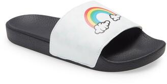 Vans Kids' Rainbow Sport Slide