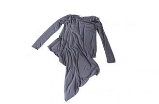Anne Valerie Hash Grey Viscose Knitwear