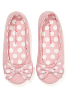 Peter Alexander peteralexander Ladies Pretty Bow Couture Slipper