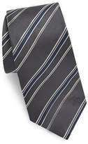 Versace Regimental Silk Tie