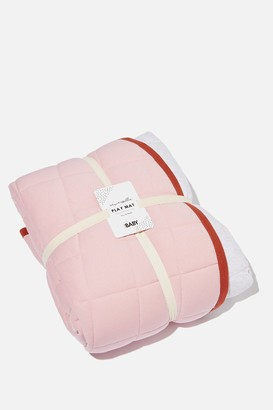 Cotton On Baby Quilted Play Mat