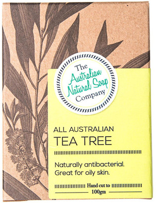 The Australian Natural Soap Company All Australian Tea Tree