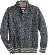 Tommy Hilfiger Robert Half-Zip Sweater, Big Boys (8-20)