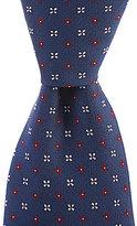Brooks Brothers Mini Alternate Flower Traditional Silk Tie