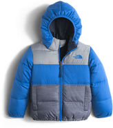 The North Face Boys' Moondoggy Hooded Reversible Down Coat, Size 2-4