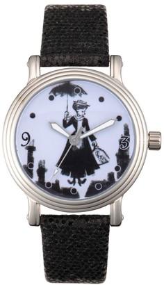 Disney Mary Poppins Watch for Women Black