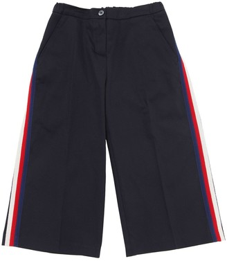 Gucci Stretch Cotton Gabardine Pants
