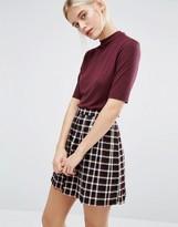 Monki Knitted T-Shirt