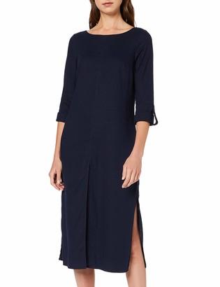 Meraki Amazon Brand Women's Maxi Linen Dress