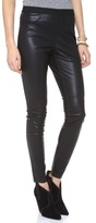 Katrine Faux Leather Pants