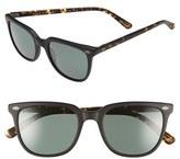 Raen Men's 'Arlo' 53Mm Polarized Sunglasses - Matte Black