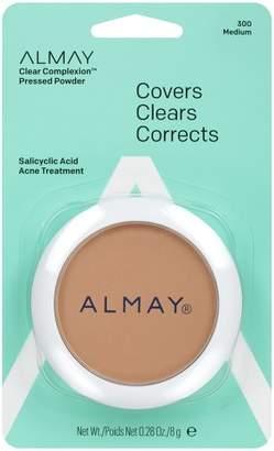 Almay Clear Complexion Pressed Powder 300 Medium - 0.28oz