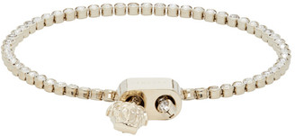 Versace Gold Lariat Bracelet