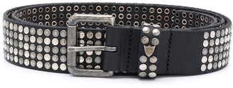 Htc Los Angeles Rounded-Stud Belt