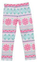 Carter's Jersey-Feel Printed Leggings