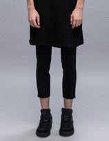 Discovered Seam Zip Pants