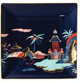 Wedgwood Wonderlust Blue Pagoda Tray
