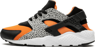 Nike Huarache Run Safari GS Shoes - 4.5Y