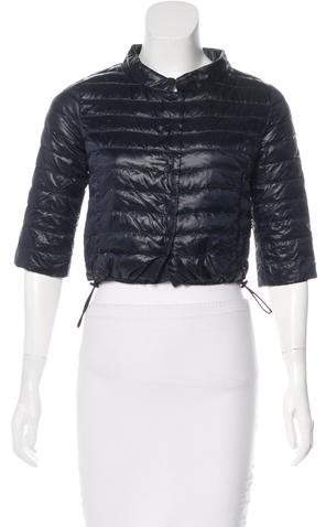 Duvetica Quilted Down Jacket