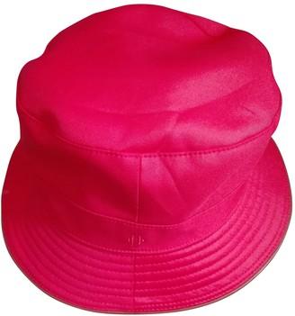 Hermes Orange Cotton Hats