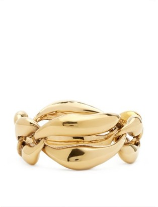 Chloé Twisted Chain Bracelet - Gold