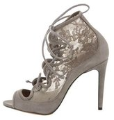 Tabitha Simmons Charlotte Lace Booties