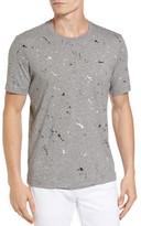 Lacoste Men's L!ve Splatter Print Graphic T-Shirt