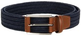 Torino Leather Co. Cotton Stretch Men's Belts