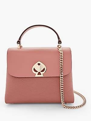 Kate Spade Romy Leather Mini Top Handle Satchel