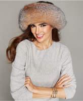 The Fur Vault Fox Fur Headband