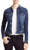 AG Jeans Jacket - Robyn Denim in Torrent
