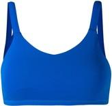 Perfect Moment cutout sports bra