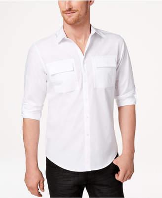 INC International Concepts Inc Men Utility Shirt