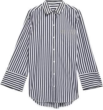 Equipment Striped Cotton Shirt