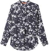 Joe Fresh Women's Popover Tunic, White (Size XS)