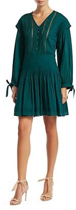 Sea Hemmingway Micro Pleated Dress