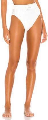 MinkPink Lyrical High Belted Bikini Bottom