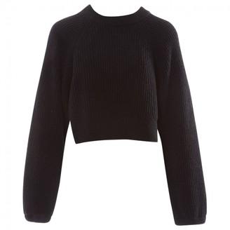 AllSaints Anthracite Wool Knitwear for Women