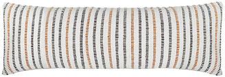 Pom Pom at Home Sully 14x40 Lumbar Pillow - Copper/Black Linen