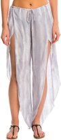 Indah Need Want Love Val Printed Drawstring Butterfly Cover Up Pant 8136455