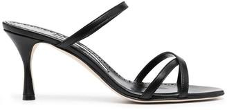Manolo Blahnik Stiletto Sandals