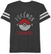 JEM Men's Pokémon Trainer Graphic-Print T-Shirt