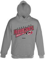 Reebok carolina hurricanes fleece hoodie - boys' 4-7